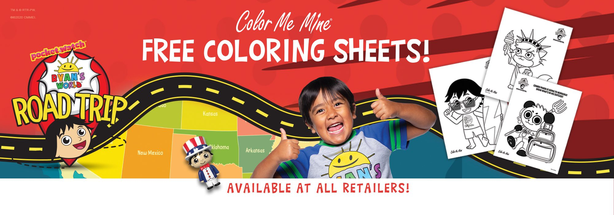 colormemine promotions